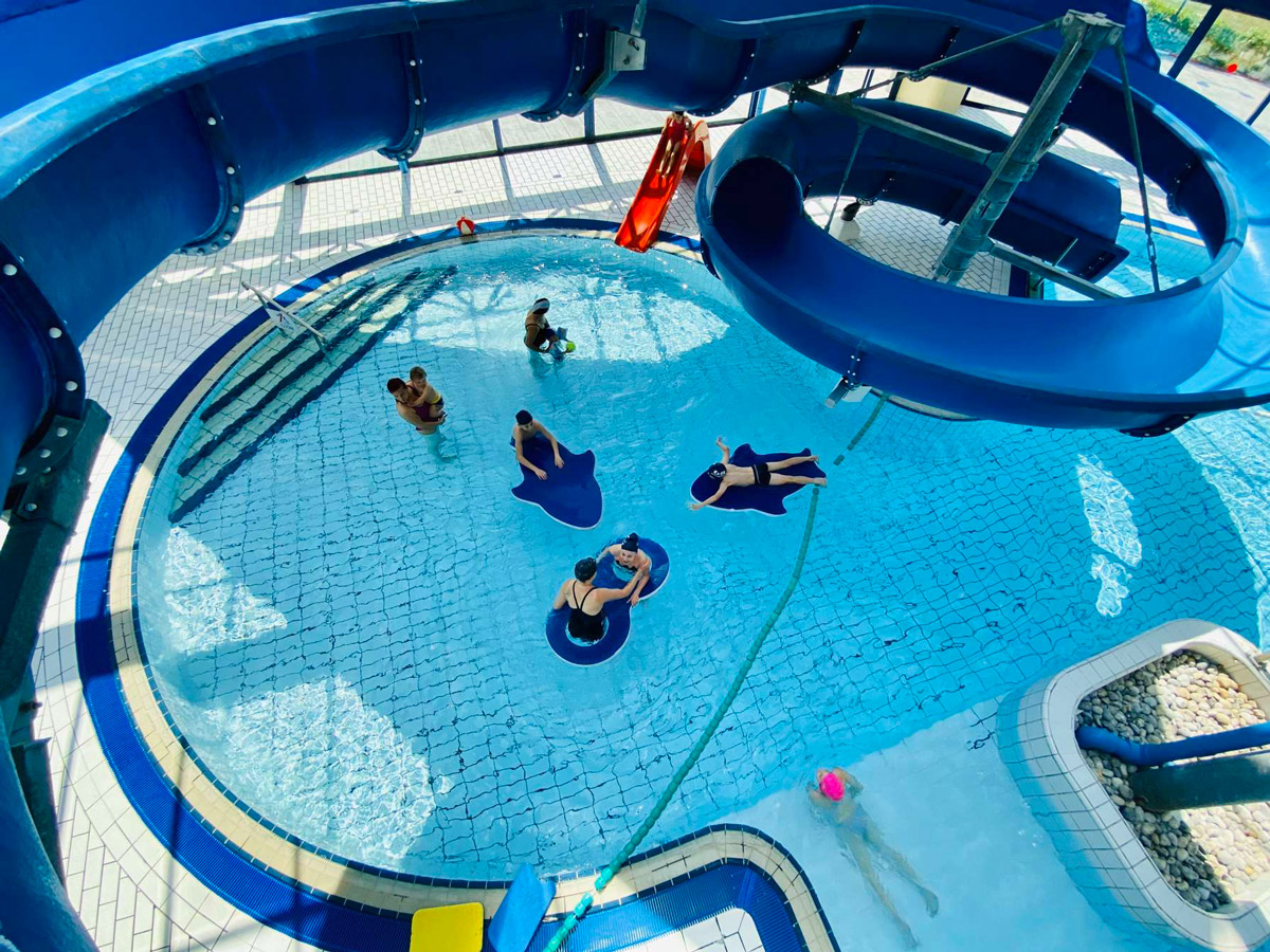 Alvéole piscine