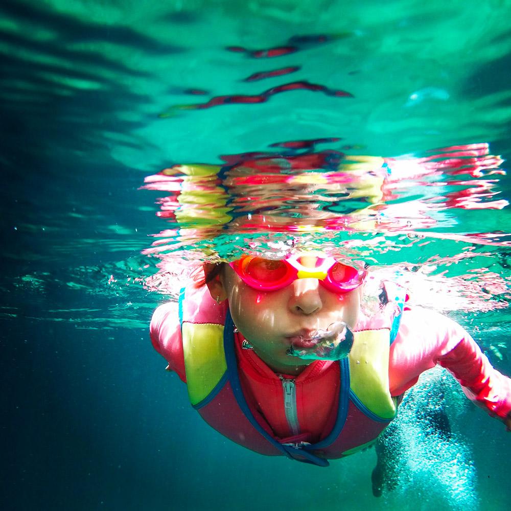Perfectionnement natation adolescent